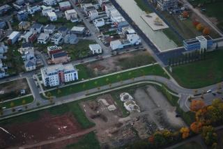 Luftbildserie G2 Oktober 2008