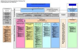 Städtebauliche Entwicklungsmaßnahme Petrisberg / Projektorgansiation und Funktionen