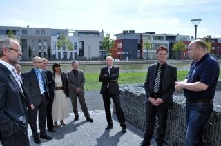 Dialog Baukultur auf dem Neuen Petrisberg