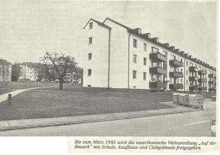 Die Siedlung »Auf der Bausch« 1993
