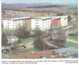 Wohnheime Petrisberg