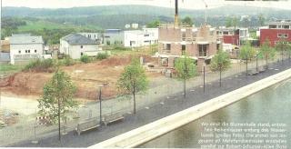 2. Bauabschnitt Wohnen am Wasserband