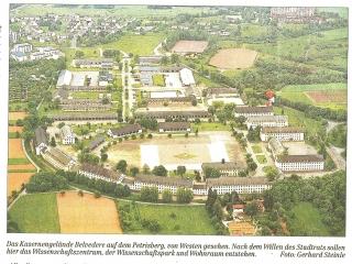 Kasernengelände Belvédère
