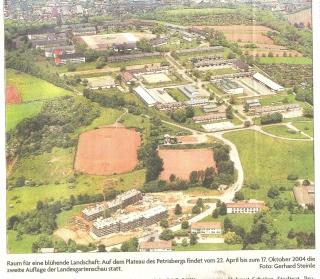 Foto aus Archiv: Studentenwohnheime im Bau