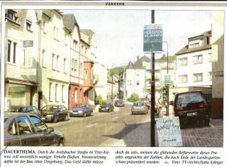 Avelsbacher Straße - Umgehung Kürenz