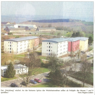 Studentenwohnheime Campus II