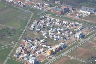 Luftbildserie W1 März 2007