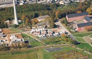 Luftbildserie W2 Oktober 2007