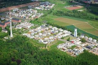 Luftbildserie W2 Mai 2009