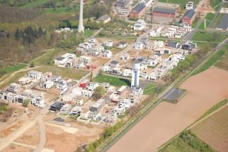 Luftbildserie W3 April 2008