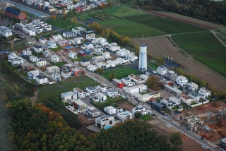 Luftbildserie W3 Oktober 2008