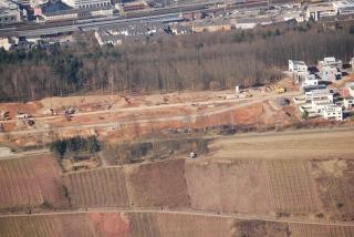 Wohngebiet W4 im Jahr 2008