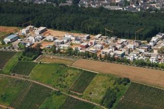 Wohngebiet W4 im Jahr 2009