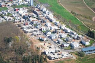 Wohngebiet W4 im Jahr 2010