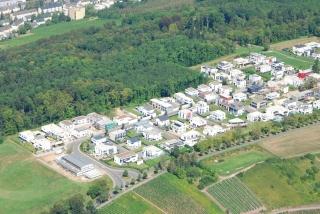 Wohngebiet W4 im Jahr 2011
