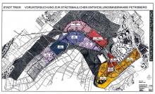 Karte 1 zur Vorlage 480/2000